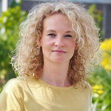 Portretfoto van Aafra ter Horst, neuropsycholoog bij Praktijk Nescio